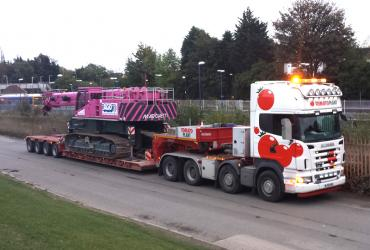 Tomato Plant | Plant Division, 4 Axle Arctic to 86T | Iver, Buckinghamshire & London image 3