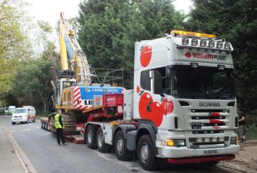 Tomato Plant | Plant Division, 4 Axle Arctic to 86T | Iver, Buckinghamshire & London image 4