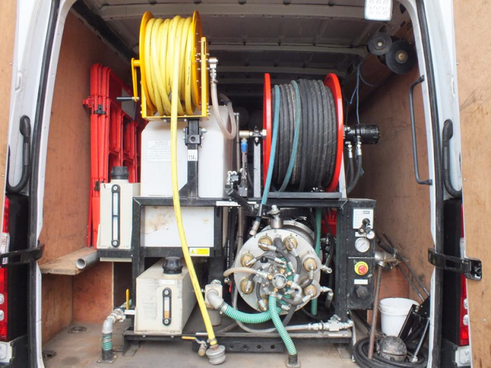 Tomato Plant | Drainage & CCTV Division, Jetting Van Unit | Iver, Buckinghamshire & London large 3