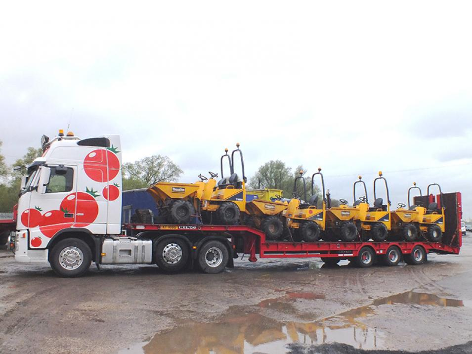 Tomato Plant | Plant Division, 3 Axle Arctic to 35T | Iver, Buckinghamshire & London large 6