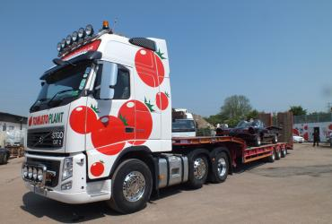 Tomato Plant | Plant Division, 3 Axle Arctic to 35T | Iver, Buckinghamshire & London image 7