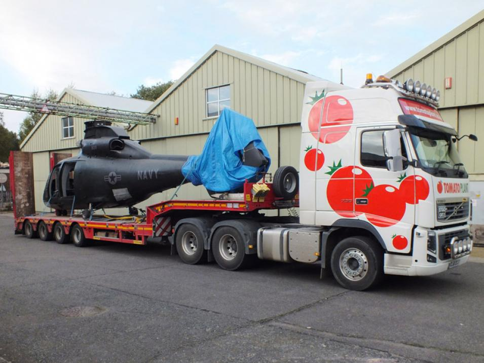 Tomato Plant | Plant Division, 3 Axle Arctic to 35T | Iver, Buckinghamshire & London large 14