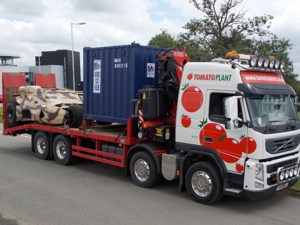 Tomato Plant | Plant Division, Self Loading Rigid to 12T | Iver, Buckinghamshire & London large 1